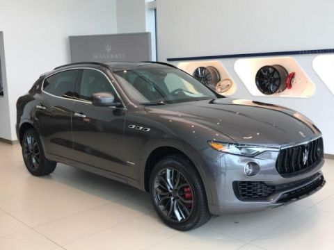 New Maserati Levante GranSport 3.0L