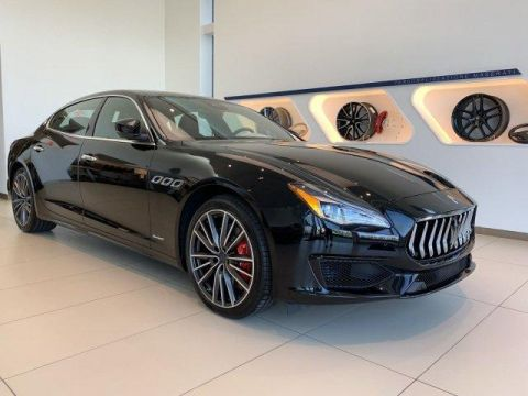 New 2019 Maserati Quattroporte S GranSport