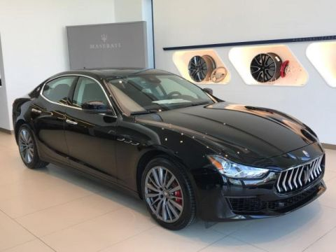 New 2019 Maserati Ghibli RWD 4dr Car