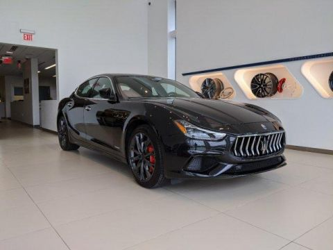 New 2019 Maserati Ghibli S GranSport 3.0L RWD 4dr Car