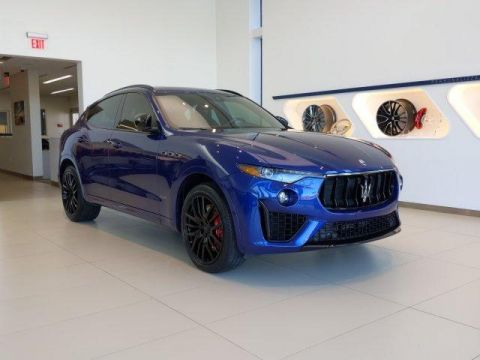 Pre-Owned 2019 Maserati Levante S GranSport 3.0L
